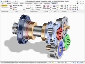 Ptc Creo Elements Direct Modeling Features