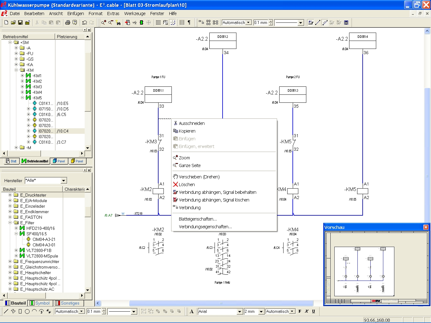 Eschematic Base Module Of Eseries Simple Hydraulic Diagram Basic Circuit Is The Complete Easy To Use Solution For Designing And Documenting Diagrams Electrical Pneumatic Drawings